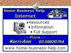 Home Business Help.com  Rosebud Vic